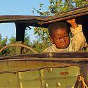 Basotho boy, Malealea, Lesotho.