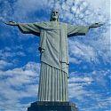 Cristo Redentor, Rio de Janeiro, Brazil.