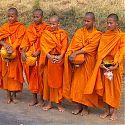 Monks, Cambodia.