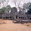 Ta Prohm, The Temples of Angkor, Cambodia.