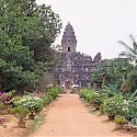 Roluos Group, The Temples of Angkor, Cambodia.