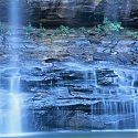 Wentworth Falls, Blue Mountains, NSW, Australia.